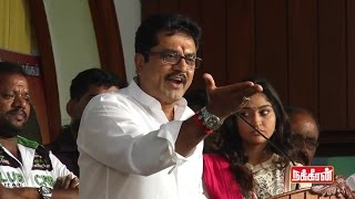 Do you know How to Hold a Cricket Bat? - Sarathkumar mocks Vishal / Nadigar Sangam Fight