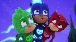 PJ Masks Episodes - Ready, Set... GO! - Cartoons for Children