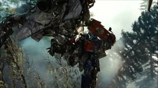 Transformers Forest Battle (IMAX Experience )