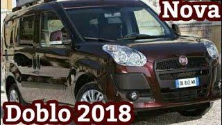 Nova Fiat Doblo 2018 - Mudanças e detalhes (Top Sounds)