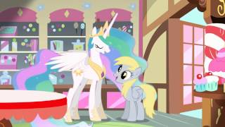 For a Muffin (A Derpy Short)