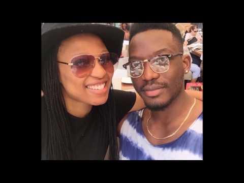 Phindile Gwala show off her hot bae Armando Ngandu