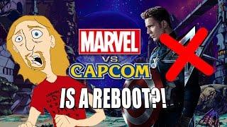 A MARVEL VS CAPCOM REBOOT?! Marvel Vs. Capcom 4 Rumor  **FINAL UPDATE**