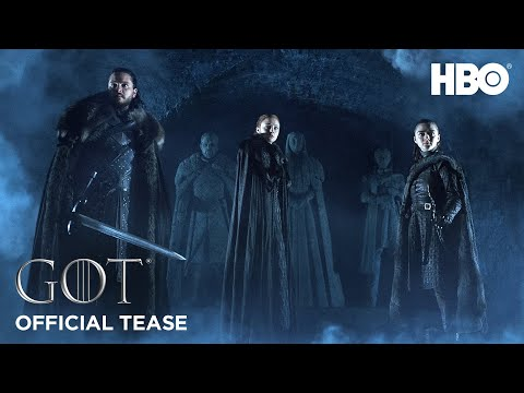 Xxx Mp4 Game Of Thrones Season 8 Official Tease Crypts Of Winterfell HBO 3gp Sex