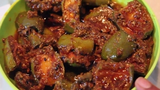 aam ka achar...mango pickle recipe