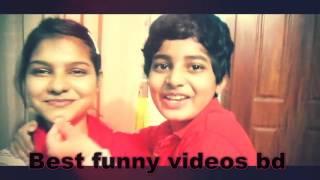 o bondhu lal golapi allif $ Sadika Akter Best funny videos bd হাসতে হাসতে পেটে ব্যাথা হলে আমি দায়ী