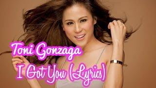 Got You by Toni Gonzaga [Full Screen Lyrics] @LyricsVideoFav