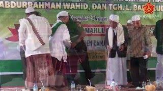 Panglima TNI Hadiri Haul Syeikh Abdul Qadir Jaelani di Pondok Pesantren Qamarul Huda Bagu
