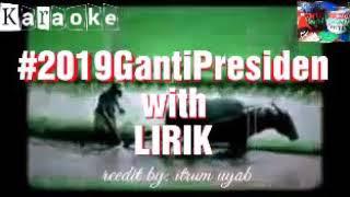 2019 Ganti Presiden versi Karaoke