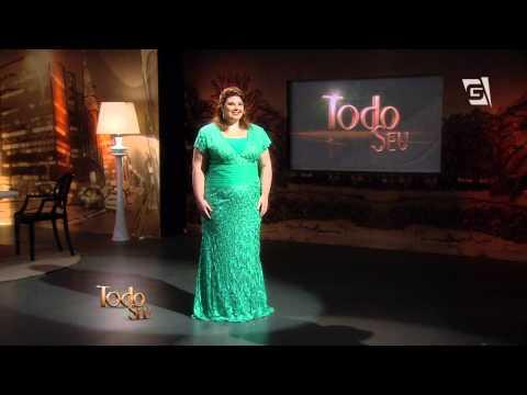 Desfile Janette Moda Feminina no TODO SEU 11 04 2014