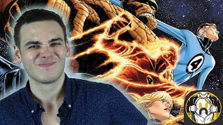 Fox Planning Kid-Friendly Fantastic Four Reboot And MORE!