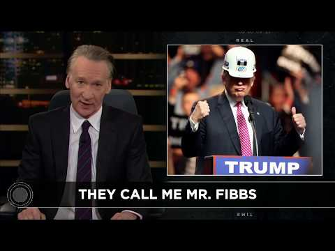 New Rule Trump s Wall of Lies Real Time with Bill Maher HBO