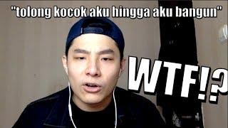 """""""TOLONG KOCOK AKU HINGGA AKU BANGUN"""" WTF WKWKKW - Baby - Justin Bieber • Translinging Challenge!"""