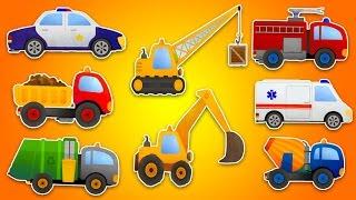Coche. Bomberos dibujos animados. Videos infantiles de carros. Infantiles coche.