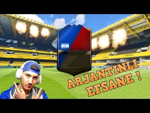 ARJANTIN'LI EFSANE ÇIKTI !  - FIFA 17 PAKET AÇILIMI TÜRKÇE !