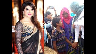 'প্রিয়াঙ্কা চোপড়াকে চিনবো না তো কাকে চিনবো?: রোহিঙ্গা যুবক !! Priyanka in BD!!