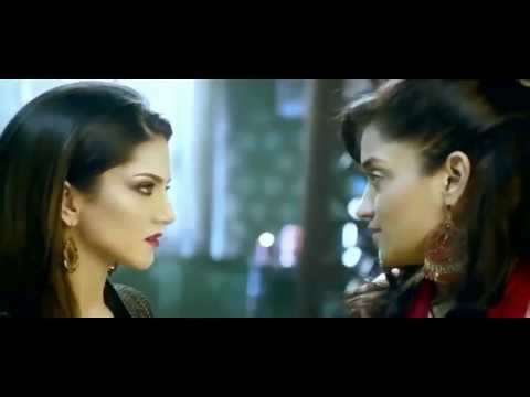 Sunny Leone sexcy lesbian kiss...uuuma..
