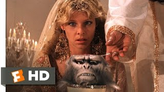 Indiana Jones and the Temple of Doom (3/10) Movie CLIP - Chilled Monkey Brains (1984) HD