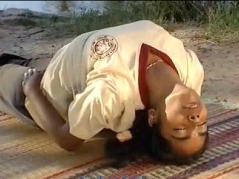 Xxx Mp4 Yoga Asana Ardha Matsya Asana Increase Breath Capacity In The Middle Chest Area 3gp Sex