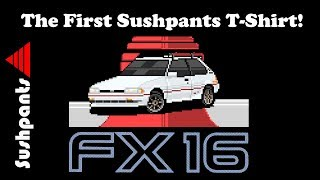 The Sushpants FX16 Shirt You've Always Wanted!