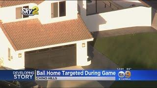 Chino Hills Home Of Basketball Stars Burglarized