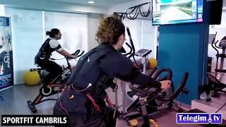 Electroestimulación y Virtual Cycling by TelegimTV