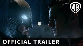 Batman v Superman: Dawn Of Justice - Comic-Con Trailer - Official Warner Bros. UK