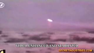UFO Crash In New Mexico - Video Footage Analyzed & Enhanced UFOs