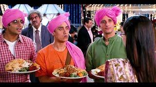 【宇哥】印度小哥去婚礼上蹭吃喝,被主人当众揭穿,尴尬了…9.2高分喜剧片神作《三傻大闹宝莱坞》