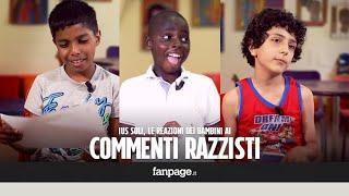 I bambini rispondono ai commenti razzisti contro lo ius soli