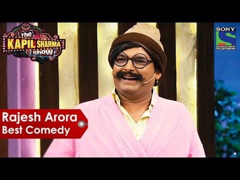 Xxx Mp4 Rajesh Arora Best Comedy The Kapil Sharma Show Indian Comedy 3gp Sex
