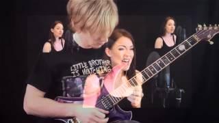 Madonna - La Isla Bonita go metal (Minniva featuring Andreas Hoerl) Collab