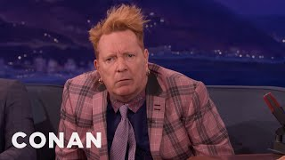 John Lydon Is Proud To Be An American