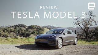Tesla Model 3 review