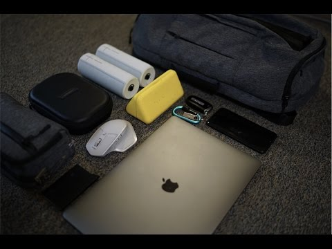 What s in my Tech Bag 2017 EDC