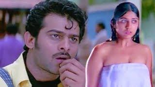 Baahubali Prabhas Charmy Kaur Hilarious Comedy Scene || Telugu Comedy Videos 2018