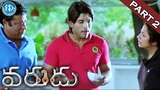 Varudu Full Movie Part 2 || Allu Arjun, Bhanusri Mehra, Arya || Mani Sharma
