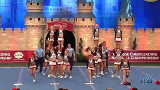 San Diego State Univesity 2015 All Girl Division IA Finals