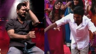 Dhanush's Dance Being Compared With Prabhu Deva