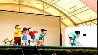 Doraemon Live Stage 2015 Full!