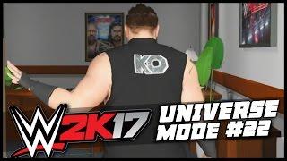 WWE 2K17 | Universe Mode - 'THE CESARO CRISIS?!' | #22