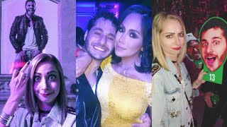 YosStop INSULTA a Mujer Luna Bella en fiesta de DebRyanShow | *GATA* | Instagram Stories (Enero, 20)