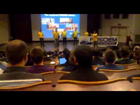 Xxx Mp4 FOSDEM Dance 2011 In OpenVideo 3gp Sex