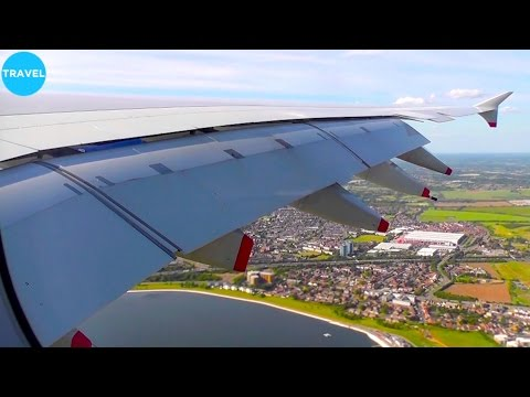 British Airways A380 Beautiful Taxi Takeoff and Climb from London Heathrow