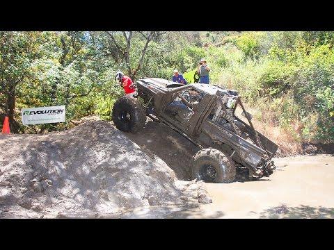 Tank Trap Part 1! - Top Truck Challenge 2015