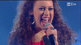 Cristina Di Pietro - Maniac - The Voice of Italy 2016 : Knock Out
