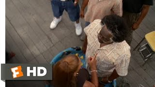 Barbershop 2 (6/11) Movie CLIP - Gina vs. Eddie (2004) HD