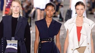 3.1 Phillip Lim Spring Summer 2018 Runway Collection | NYFW