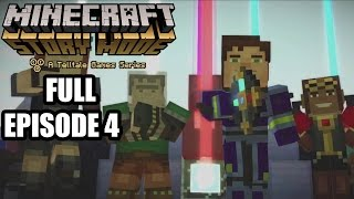 Minecraft: Story Mode - FULL Episode 4 - Gameplay Walkthrough - No Commentary