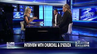 The Kelly File: D'Souza Debates 9/11 Apologist Ward Churchill